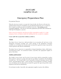 Fire Evacuation Plan Template For Office by Best Photos Of Emergency Preparedness Plan Sample Disaster