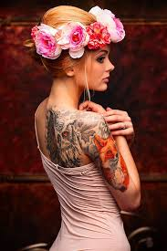 Owl Shoulder - owl tattoos ideas inkedcollector
