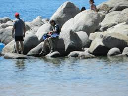 Nevada snorkeling images Sand harbor hiking trail picture of lake tahoe nevada state park jpg