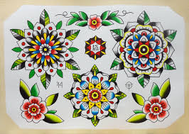 best 25 traditional flower tattoos ideas only on pinterest