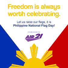 Philippines Flag Air21 Blog Blog Archive Be Proud It U0027s Philippine National