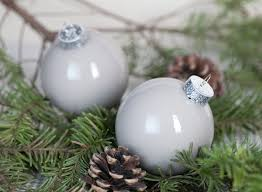 diy painted glass ornaments sugar and charm sweet