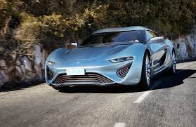 real futuristic cars quant electric car runs on salt and a 1 million price tag green