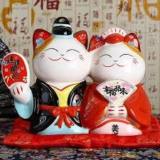 aliexpress buy ceramic lucky cat ornament wedding