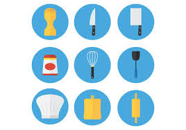 kitchen icon 50 awesome kitchen food and cooking icon sets hongkiat