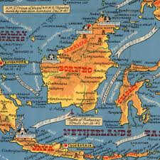 Map Of South East Asia 1944 Wwii Map Of The Pacific U0026 Southeast Asia Battlemaps Us