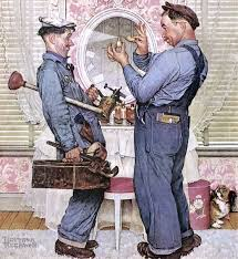 95 best my favorite norman rockwell prints images on