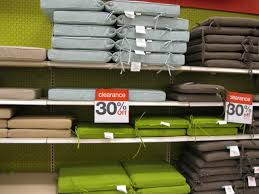 Patio Furniture Cushions Clearance Decoration Patio Chairs Cushions Clearance With Target Clearance