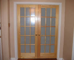 Interior Wood Doors With Frosted Glass Modern Interior Glass Door With Tempered Glass Wood Pvc Doors