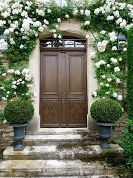 Main Door Flower Designs by 35 Front Door Flower Pots For A Good First Impression