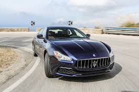 midnight blue maserati maserati quattroporte blue car