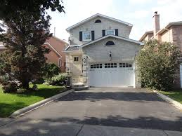 basement apartment entrance and basement apartment in etobicoke in