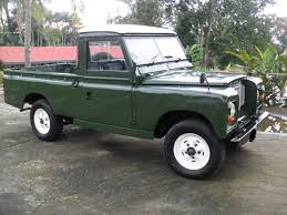 land rover series ii 1969 diesel 109 series ii land rover pick up truck land rover