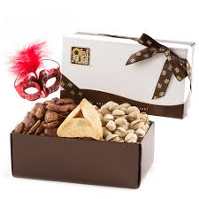 oh nuts purim baskets purim sweet n salty nut gift box shalach manot trays boxes