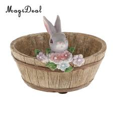 Cute Succulent Planters by Online Buy Wholesale Rabbit Planter From China Rabbit Planter