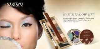 Aplikasi Eyeshadow Sariayu sariayu martha tilaar color trend 2016 inspirasi krakatau