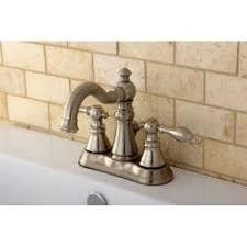 Satin Nickel Bathroom Faucets by Satin Nickel English Bathroom Faucet Free Shipping Today