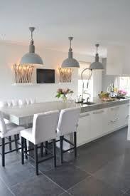 Kitchen Island With Table Seating Wood Kitchen With Island Table Seating Tables And Kitchens