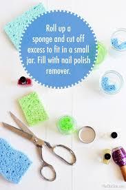 diy nail polish remover