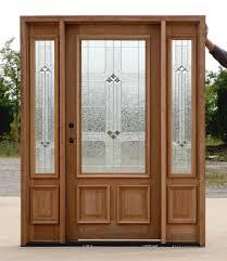 front door glass designs front doors with side panels wooden ideas of front doors with