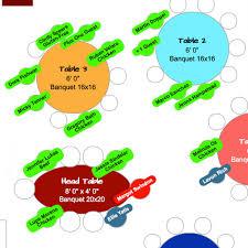Wedding Seating Chart Template Online Seating Chart Software Maker Generator Events U0026 Weddings