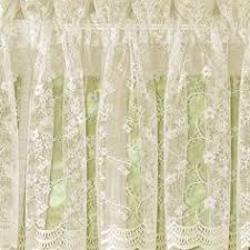 Pine Cone Lace Curtains Pinecone Lace Curtains Yes Lovely Indeed Lovely Lace And