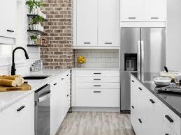 kitchen cabinets and countertops at menards öland white klëarvūe cabinetry