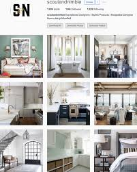 best sites for home decor the best instagram accounts to follow for home inspiration
