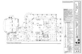 Electrical Plan What Is In A Set Of House Plans Sater Design Collection Home Plans