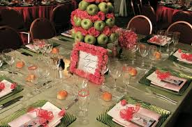 Precious Moments Centerpieces by Alice In Wonderland