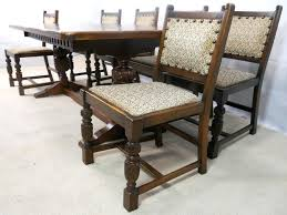 Antique Dining Room Table Styles Stunning Antique Dining Room Chairs Styles Contemporary