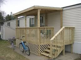 porch plans for mobile homes mobile home deck plans front porch designs for moblie homes
