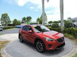 2016 used mazda cx 5 at royal palm nissan serving palm beach fl