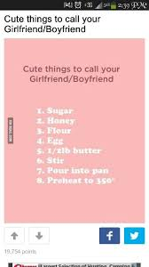 Cute Boyfriend Girlfriend Memes - cute couple names for boyfriend and girlfriend couple name