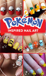 20 elegant pokémon nail masterpieces for every stylish trainer