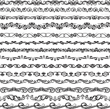 ornamental borders stock vector 516547742 istock