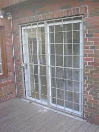 Extra Security Locks For French Doors - patio door security gate