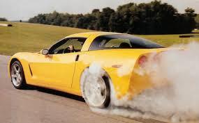 corvette clutch burnout burnouts gallery