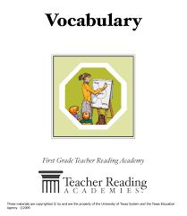 vocabulary for first grade worksheets reviewrevitol free
