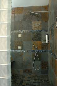 Small Bathroom Designs With Walk In Shower Advantages And Disadvantages Of A Curbless Walk In Shower