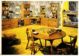 interior desecrations a 1975 home furnishing catalog flashbak