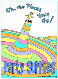oh the places you ll go party oh the places you ll go party supplies shower