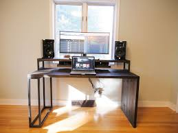 Diy Large Desk Diy Editing Desk