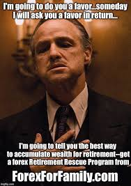 Godfather Meme - the godfather trades forex memes pinterest