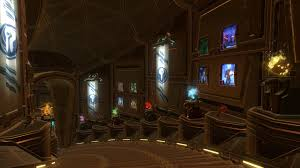 tor decorating tarror u0027s republic hall u0026 voss room jedi