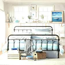White Metal Kingsize Bed Frame Metal King Size Bed Frame Metal Bed Designs Powder Coated