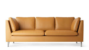 Studio Sofa Ikea by Home Design Glamorous Stockholm Leather Sofa Home Design