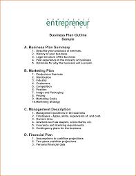 Business Plan Template Restaurant 13 Restaurant Business Plan Outline Job Resumes Word
