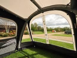 Awning Pros Kampa Fiesta Air Pro 280 Practical Caravan