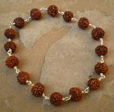 silver bead bangle bracelet images Rudraksha beads bangle bracelet with sterling by fmbdesigns jpg